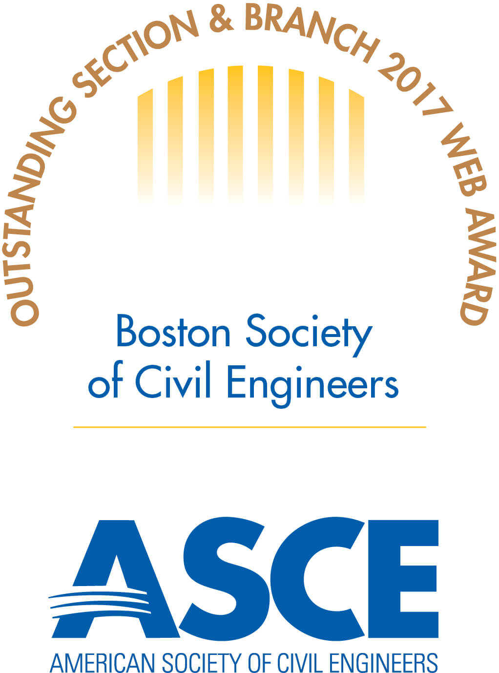 Boston Society of Civil Engineers 2016 WebAward